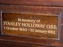 Holloway, Stanley (id=3529)