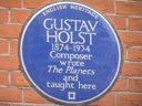 Holst, Gustav (id=1302)