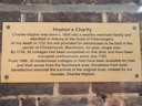 Hoptons Charity and Almshouses - Hopton,Charles (id=2140)