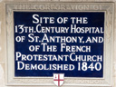 Hospital of St Anthony - French Protestant Church (id=1962)