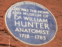 Hunter, Dr William (id=552)