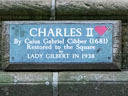 King Charles II - Cibber, Caius Gabriel - Lady Gilbert (id=5155)