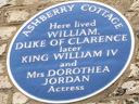 King William IV (Duke of Clarence) - Bland, Dorothy (Mrs Jordan) (id=1456)