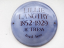 Langtry, Lillie (id=627)