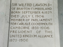 Lawson, Sir Wilfrid (id=638)