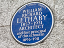 Lethaby, William Richard (id=651)