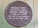 Lord, Thomas - Marylebone Cricket Club (MCC) (id=4194)