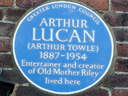 Lucan, Arthur (Old Mother Riley) (id=1827)