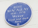 Macaulay, Rose (id=679)