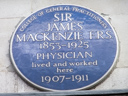 Mackenzie, Sir James (id=685)