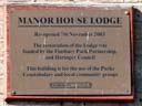 Manor House Lodge (id=5825)