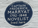 Marryat, Captain Frederick (id=707)