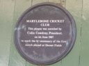 Marylebone Cricket Club (MCC) - Cowdrey, Colin (id=4195)