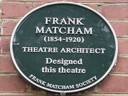 Matcham, Frank - Shepherds Bush Empire (id=2388)