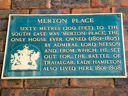 Merton Place - Nelson, Horatio (id=3103)