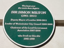 Milton, Sir Simon (id=752)