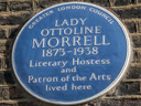 Morrell, Lady Ottoline (id=768)