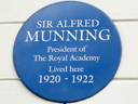 Munnings, Alfred (id=1838)