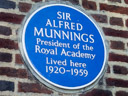 Munnings, Alfred (id=775)