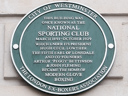 National Sporting Club - Lowther, Hugh Cecil (5th Earl of Lonsdale) - Bettinson, Arthur Peggy (id=2824)