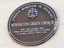 Newington Green Church (id=1313)