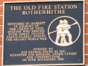 Old Fire Station Rotherhithe (id=2365)