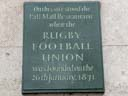 Pall Mall Restaurant - Rugby Football Union (id=4776)