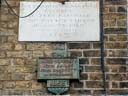 Parish Marker (Clerkenwell) - St Michaels Islington (id=5282)