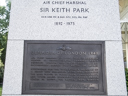 Park, Sir Keith (id=834)