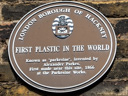 Parkesine-First Plastic in the World - Parkes, Alexander (id=1440)