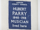 Parry, Hubert (id=836)
