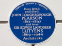 Pearson, John Loughborough - Lutyens, Sir Edwin Landseer (id=848)