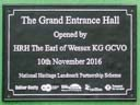 Prince Edward (Earl of Wessex) - Grand Entrane Hall, Brunel Museum (id=4922)