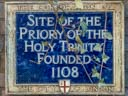 Priory of the Holy Trinity Site (id=4658)