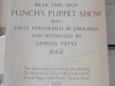 Punch Puppet Show - Pepys, Samuel (id=2828)