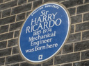 Ricardo, Sir Harry (id=919)