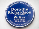 Richardson, Dorothy (id=921)