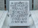 Rothschild, Hannah (Countess of Rosebery) (id=5443)