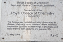Royal College of Chemistry (id=2919)