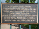 Royal Northern Gardens - Royal Northern Hospital (id=3970)