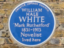 Rutherford, Mark (White, WIlliam Hale) (id=1531)