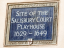Salisbury Court Playhouse Site (id=1855)