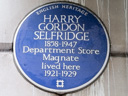 Selfridge, Harry Gordon (id=993)