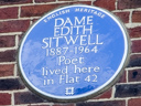 Sitwell, Dame Edith (id=1016)