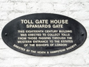 Spaniards Toll Gate (id=1037)