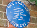 St Anne's College (id=2161)
