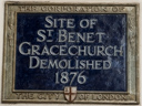 St Benet Gracechurch Site (id=1879)