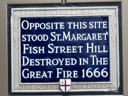 St Margaret Fish Street Hill Site (id=1877)