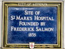 St Marks Hospital Site (Salmon Frederick) (id=1739)