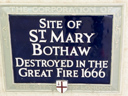 St Mary Bothaw Site (id=1872)